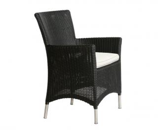 Westminster Valencia Armchair in Ebony