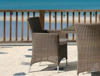 Westminster Valencia Armchair in Sand