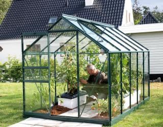 Vitavia Venus 6200 Greenhouse in Green