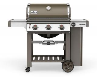 Weber Genesis II E-310 GBS Gas Barbecue - Smoke Grey