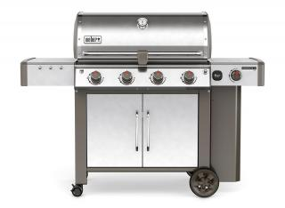 Weber Genesis II LX S-440 GBS Gas Barbecue - Stainless Steel