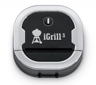 A wireless, remote controlled, thermometer designed for use with the Genesis II BBQ's with two probes for perfect meat but with the ability to connect four.