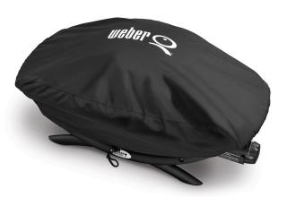 A stylish, heavy-duty cover to protect your Weber Q200/2000 series barbecue.
