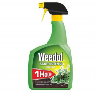 Scotts Weedol Gun Fast Acting Weedkiller 1Litre