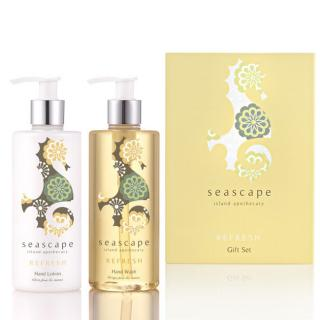 Seascape Island Apothecary Refresh Duo Gift Set