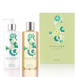 Seascape Island Apothecary Uplift Duo Gift Set