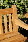 Barlow Tyrie Rothesay 240cm Teak Bench