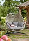 Norfolk Leisure Frampton Double Cocoon Egg Chair