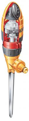 Hozelock Gear Drive Sprinkler - Aquastorm 360 Spike 2332