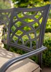 Hartman Rimini Bench Close up